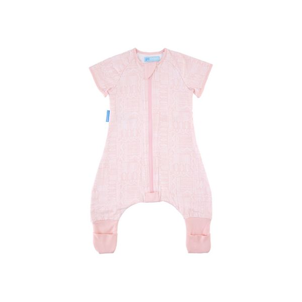 GroRomper - Scandi Harvest Pink, 12-24 months - Light