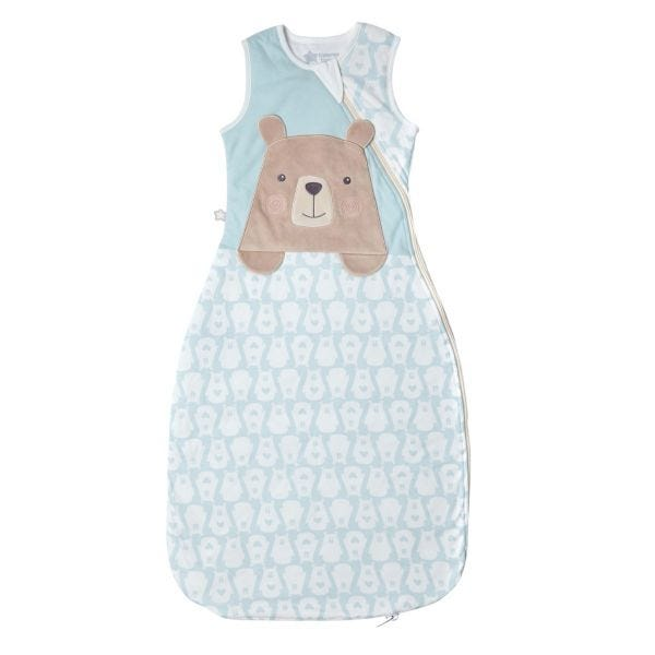 Bennie the Bear Sleepbag, 6-18 m, 1.0 Tog