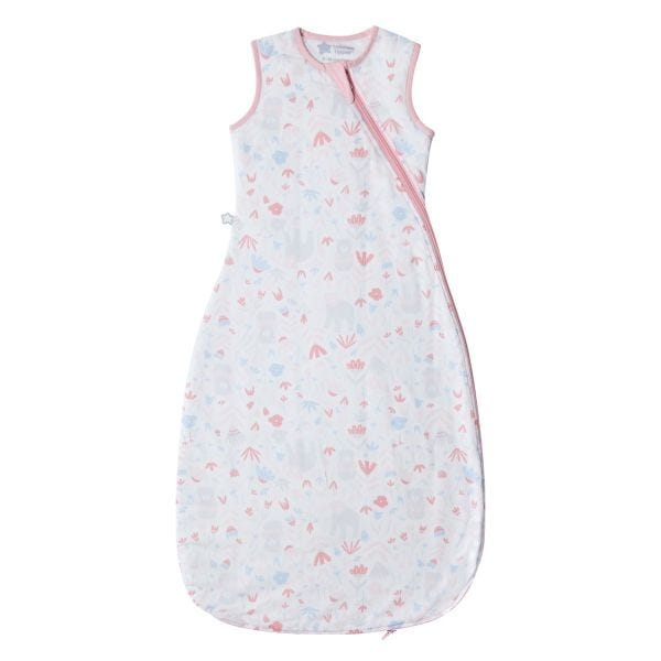 Floral Forest Sleepbag, 6-18 m, 0.2 Tog