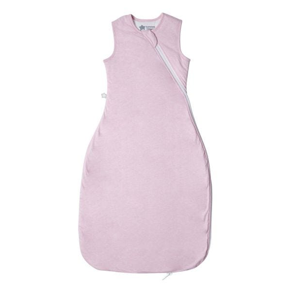 The Original Grobag Pink Marl Sleepbag 6-18m 1.0 Tog