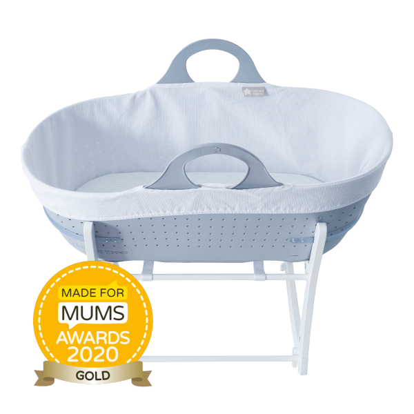 Sleepee Moses Basket with Stand