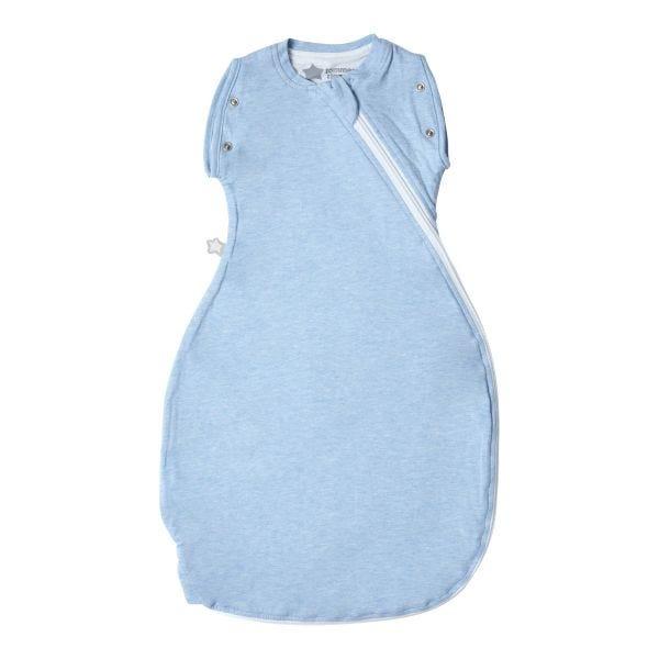 Blue Marl Snuggle, 3-9 m, 2.5 Tog