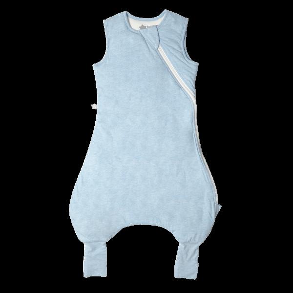 The Original Grobag Blue Marl Steppee 6-18m 1.0 Tog