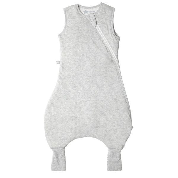 The Original Grobag Grey Marl Steppee  6-18m 0.2 Tog