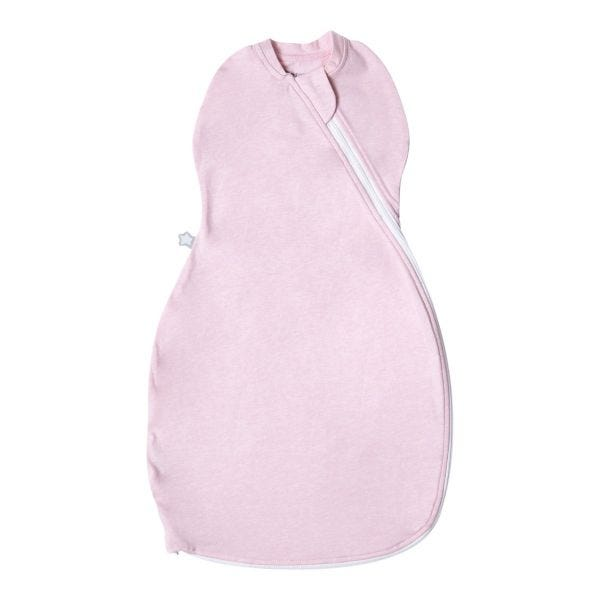 The Original Grobag Pink Marl Easy Swaddle, 0-3 months