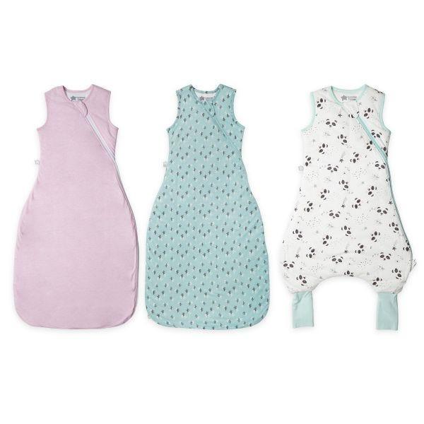 Little Nature Lover 6-18 month Summer Sleepwear - 3 pack