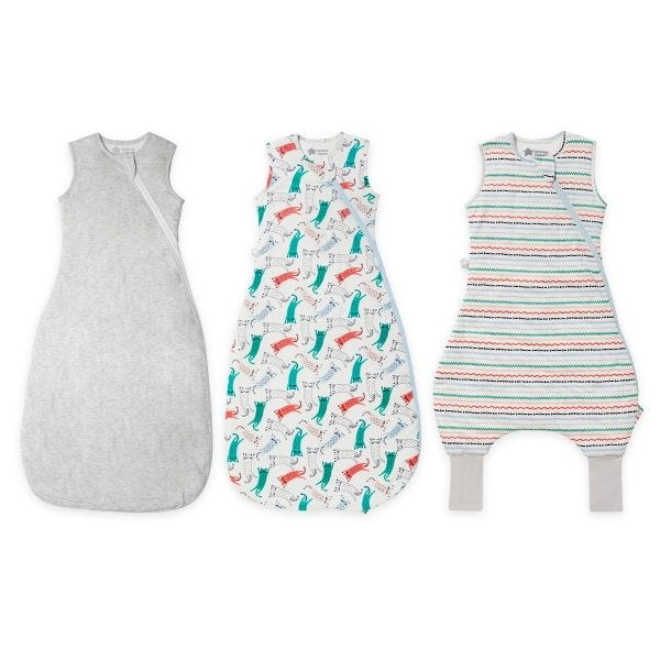 Winter Sleepwear Selection 6-18 Month – 3 Pack