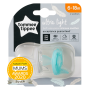 Ultra-light Silicone Soother packaging