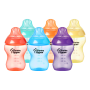 closer to nature, coloured baby bottle varied colours