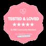 Tested & Loved Newborn Baby Community Award