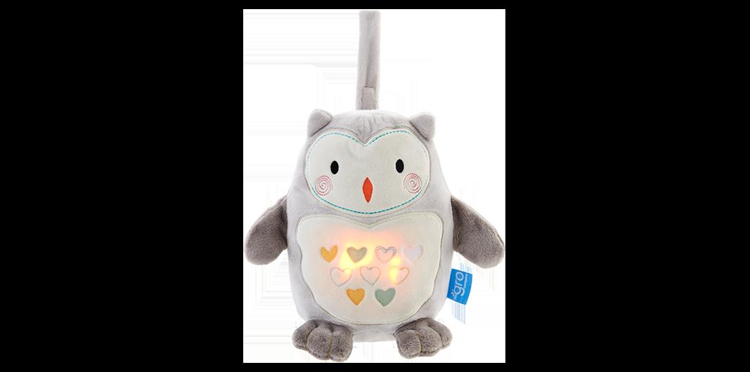 Ollie the Owl Light and Sound Sleep