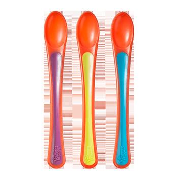 Heat Sensing Spoons