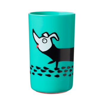 No Knock Cup with fun design