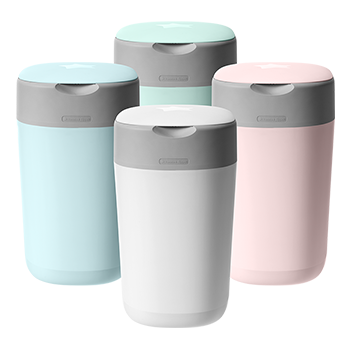 Twist & Click Nappy Disposal System 4 colours