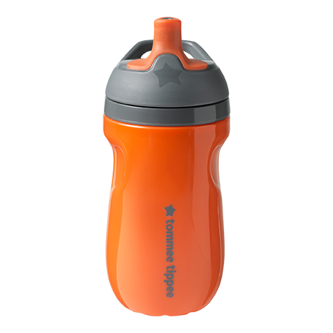 Insulated Sportee Bottle Orange