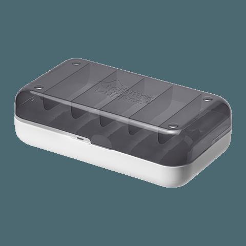 Pump and go storage case